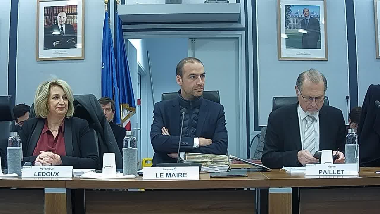 Appel des Présents / Adoption du procès-verbal du conseil municipal - Séance du 23 septembre 2019