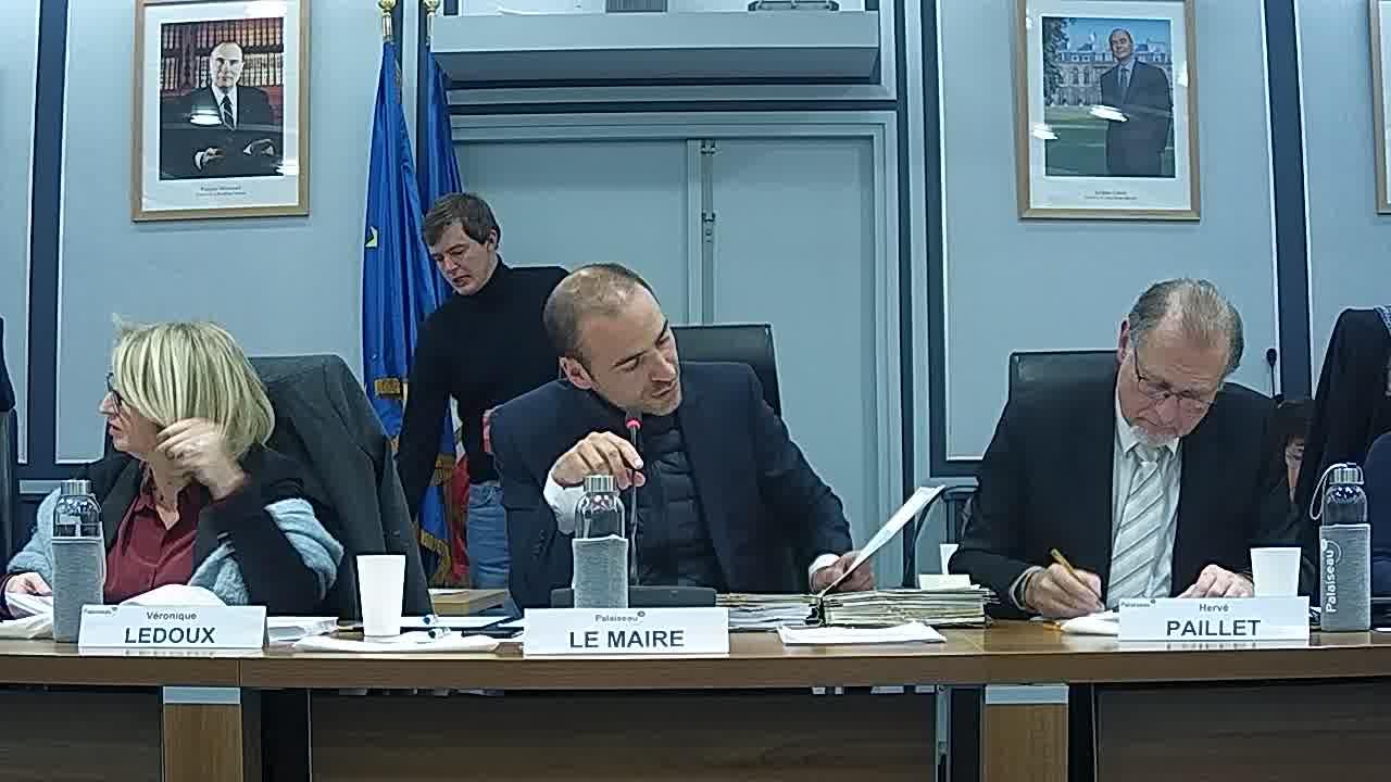 Convention d'intervention foncière entre la Ville de Palaiseau, la Communauté d'agglomération Paris-Saclay (CPS) et l'Etablissement Public Foncier d'Ile-de-France (EPFIF) - Avenant n°1