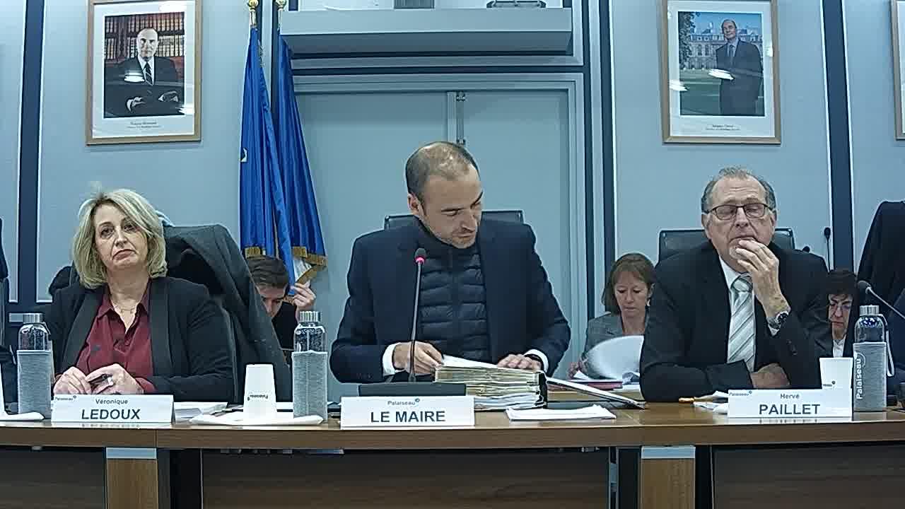 Budget Ville - Exercice 2019 - Créances éteintes