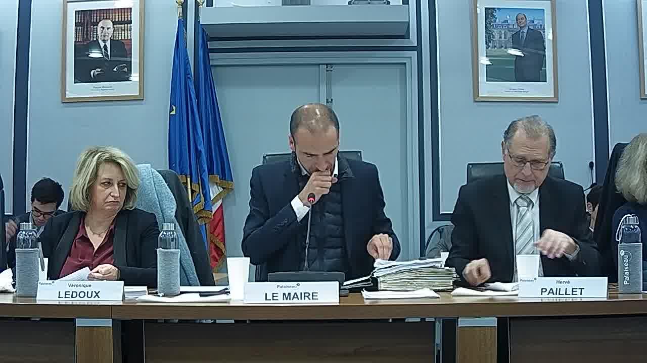 Information sur la délégation donnée au Maire dans le cadre de l'article L.2122-22 du code général des collectivités territoriales (décisions n°2019-09-133 à 2019-10-216)