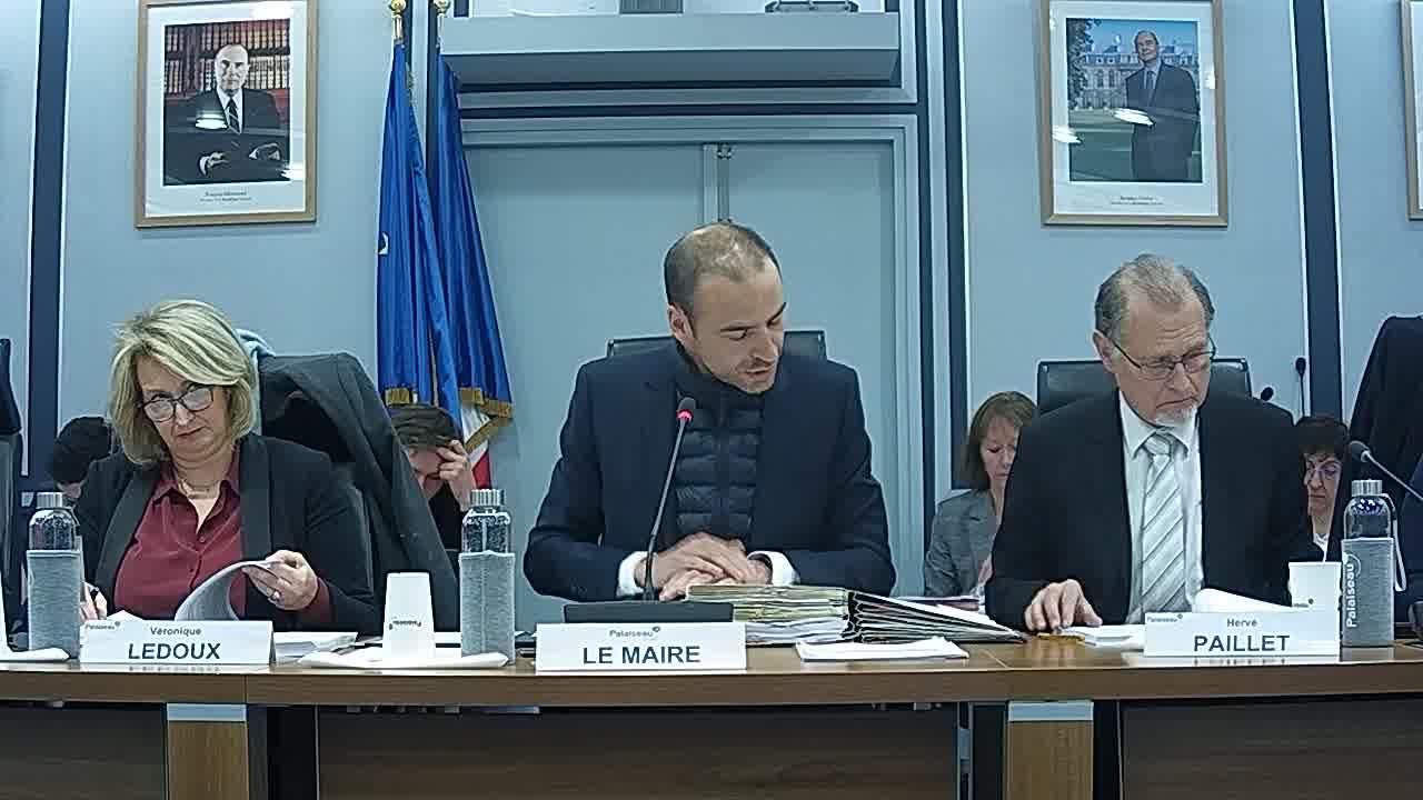 Budget Ville - Autorisation de dépenser en investissement avant le vote du budget 2020
