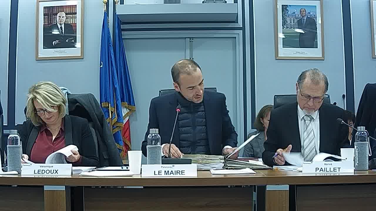 Dissolution du budget Assainissement au 31 décembre 2019