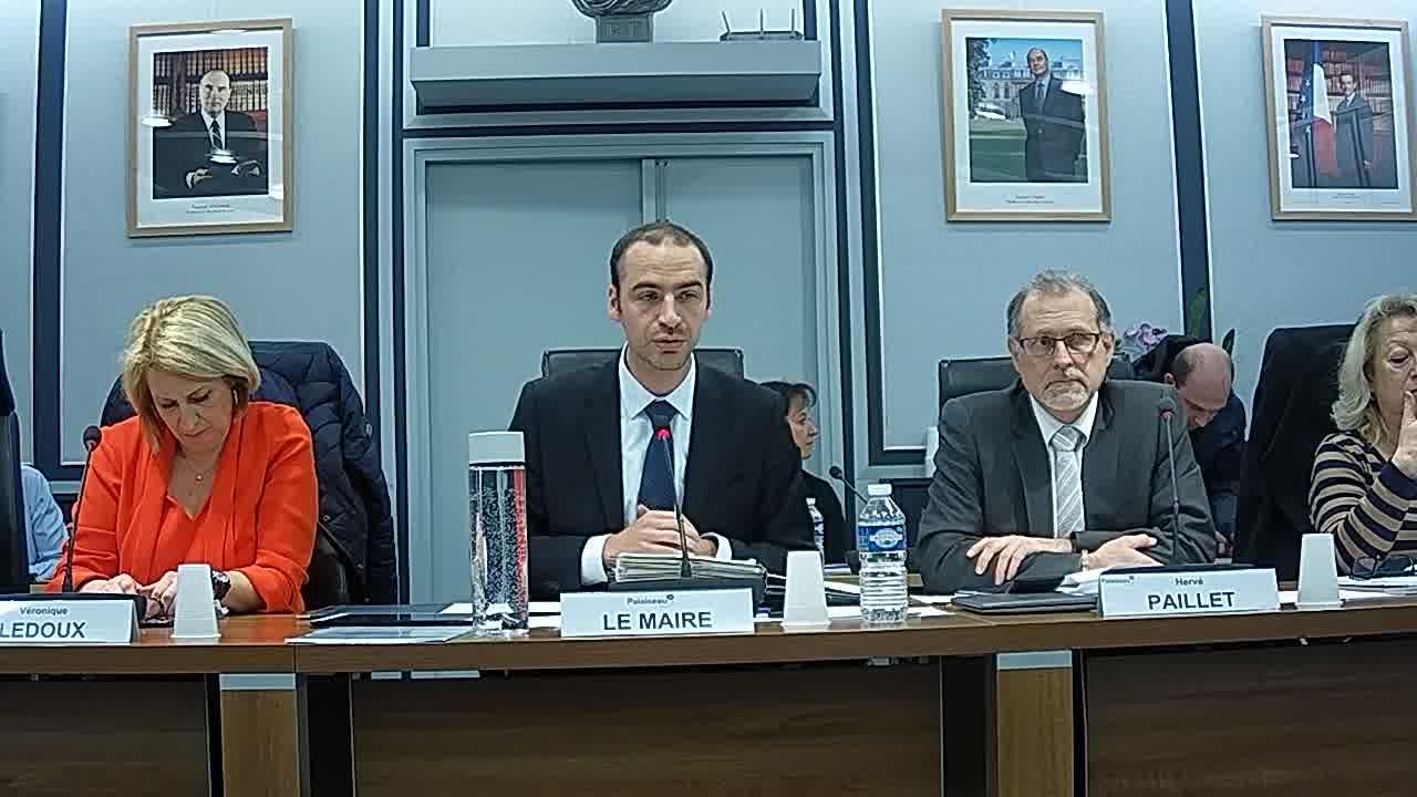 Information sur la délégation donnée au Maire dans le cadre de l'article L.2122-22 du code général des collectivités territoriales (décisions n°2017-11-237 à 2017-11-271)