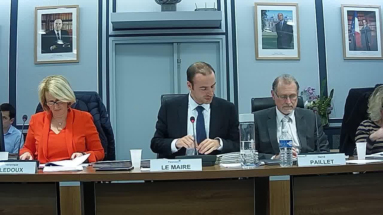 Budget Ville - Autorisation de dépenser en investissement avant le vote du budget 2018