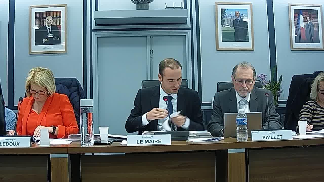 Conventions d'objectifs et de financement avec la Caisse d'allocations familiales (CAF) - Fonds publics et territoires