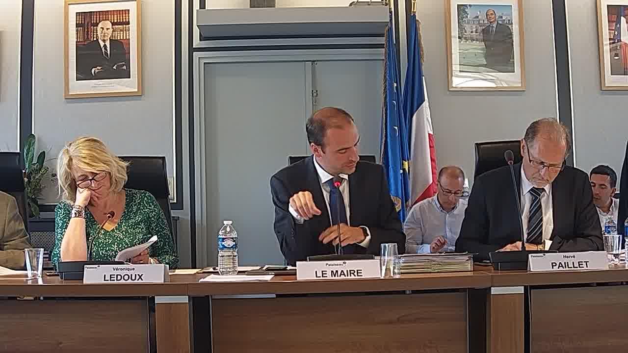 Budget Ville - Exercice 2018 - Admissions en non-valeur