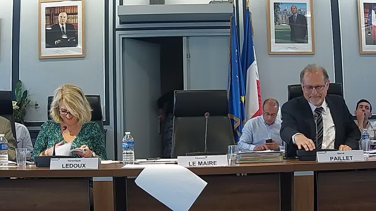 Budget Ville - Examen du compte de gestion 2017 de Mme la Trésorière principale