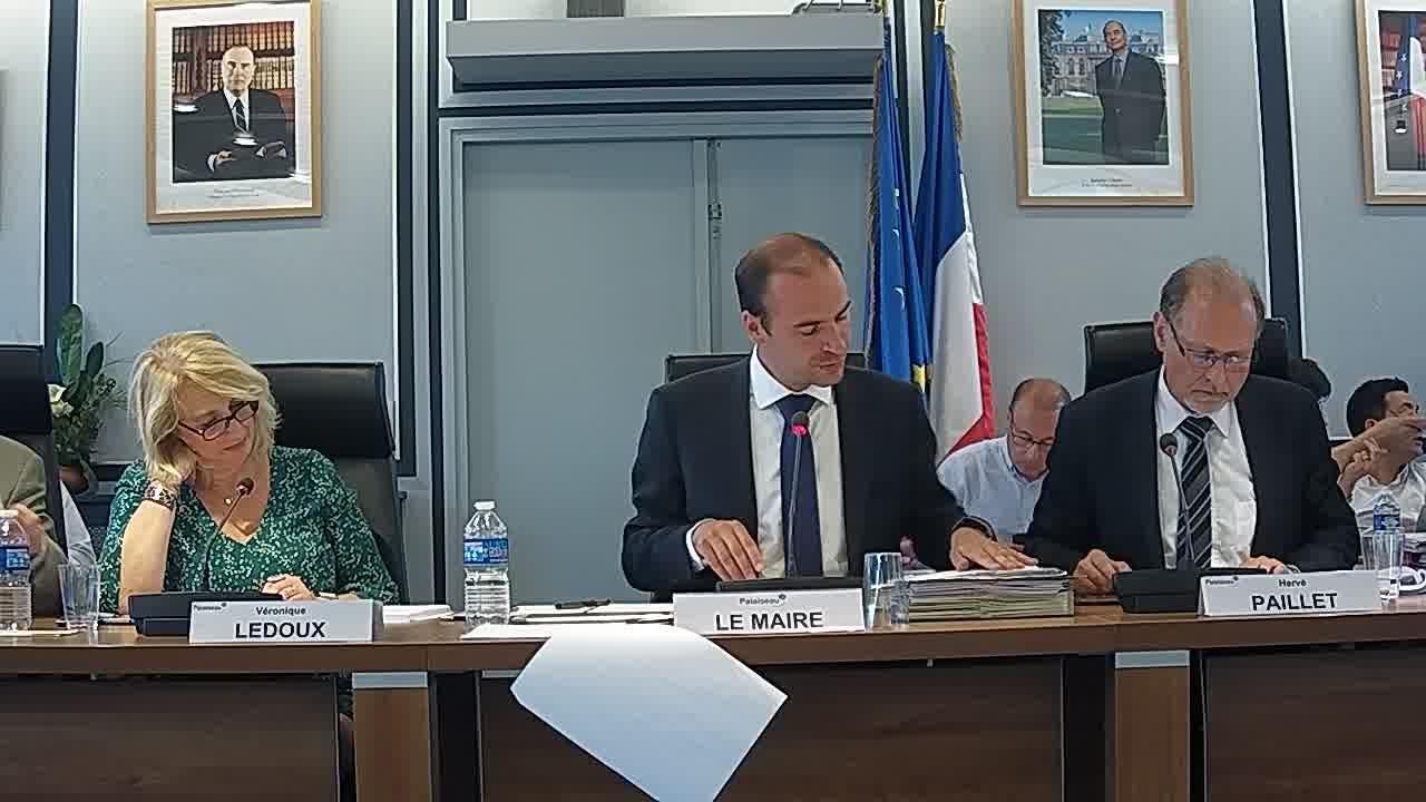 Budget Assainissement - Examen du compte de gestion 2017 de Mme la Trésorière principale