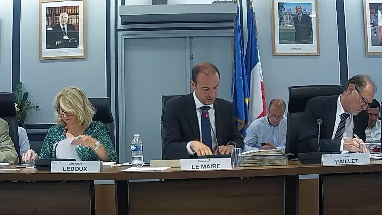 Révision générale du plan local d'urbanisme (PLU) – Approbation
