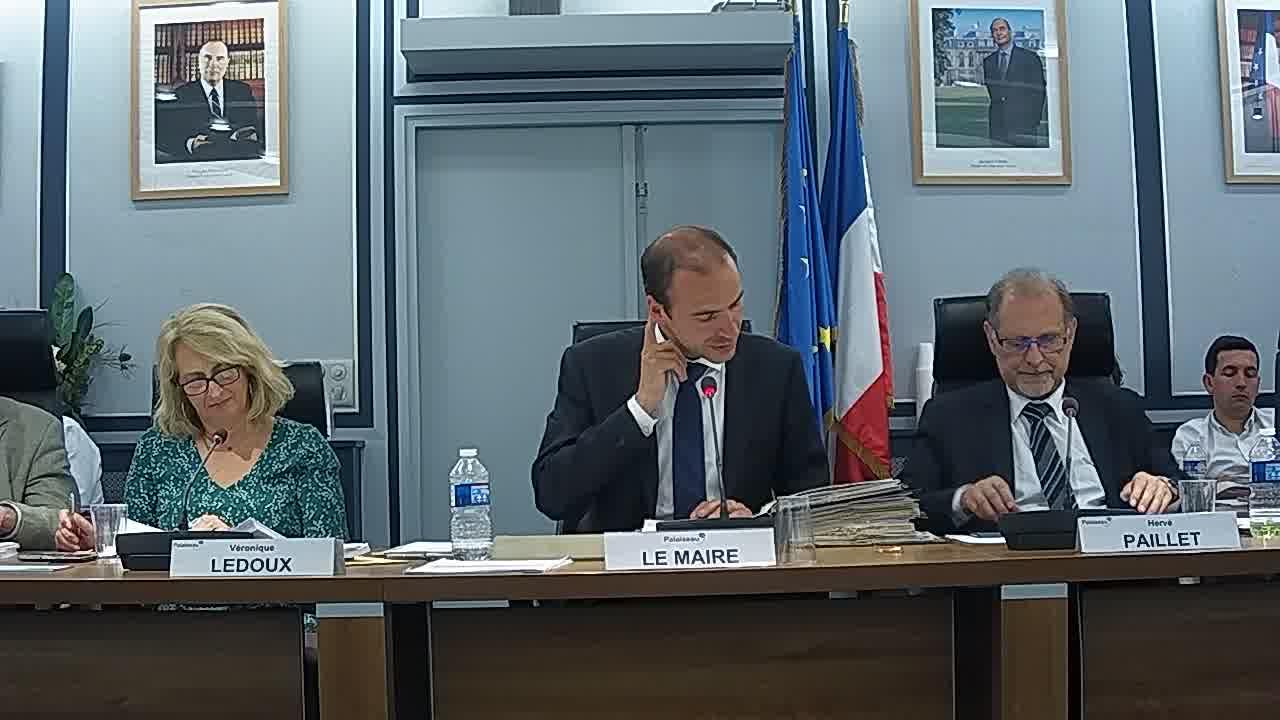 Ligne 18 du Grand Paris Express : avis de la commune dans le cadre de l'enquête publique relative au dossier d'autorisation environnementale