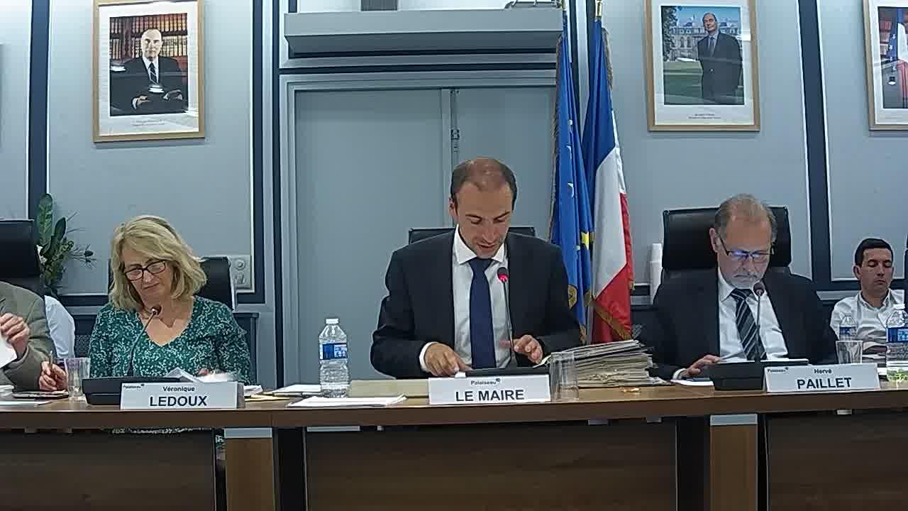 Ligne 18 du Grand Paris Express : avis de la commune dans le cadre de l'enquête publique relative au dossier d'autorisation environnementale  (suite)