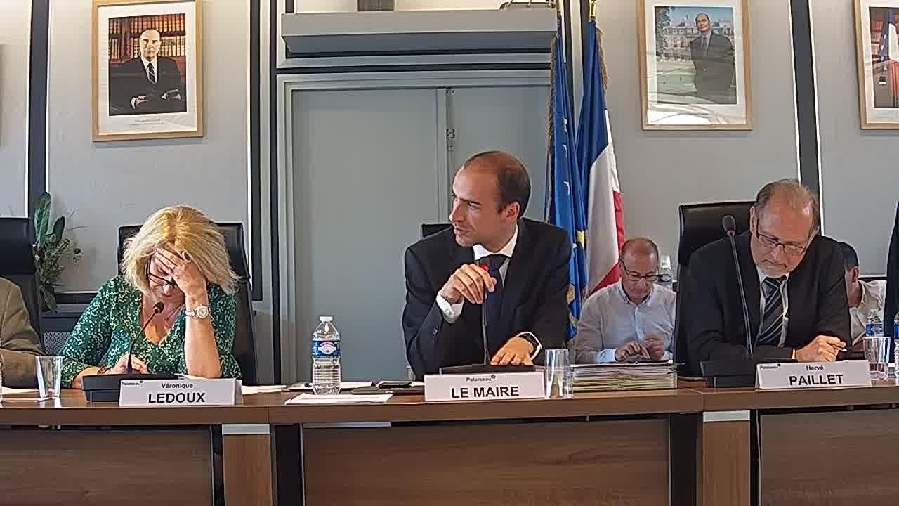 Aménagement de la voie d'accès à l'entrée Nord du site de l'ONERA - Convention entre la Ville de Palaiseau, la Communauté Paris-Saclay (CPS) et l'ONERA