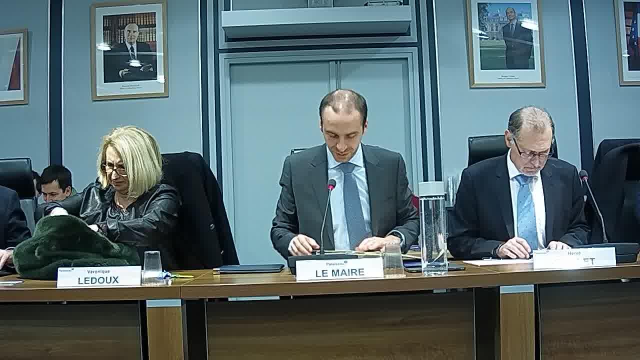 Appel des Présents et Information sur la délégation donnée au Maire dans le cadre de l'article L.2122-22 du code général des collectivités territoriales