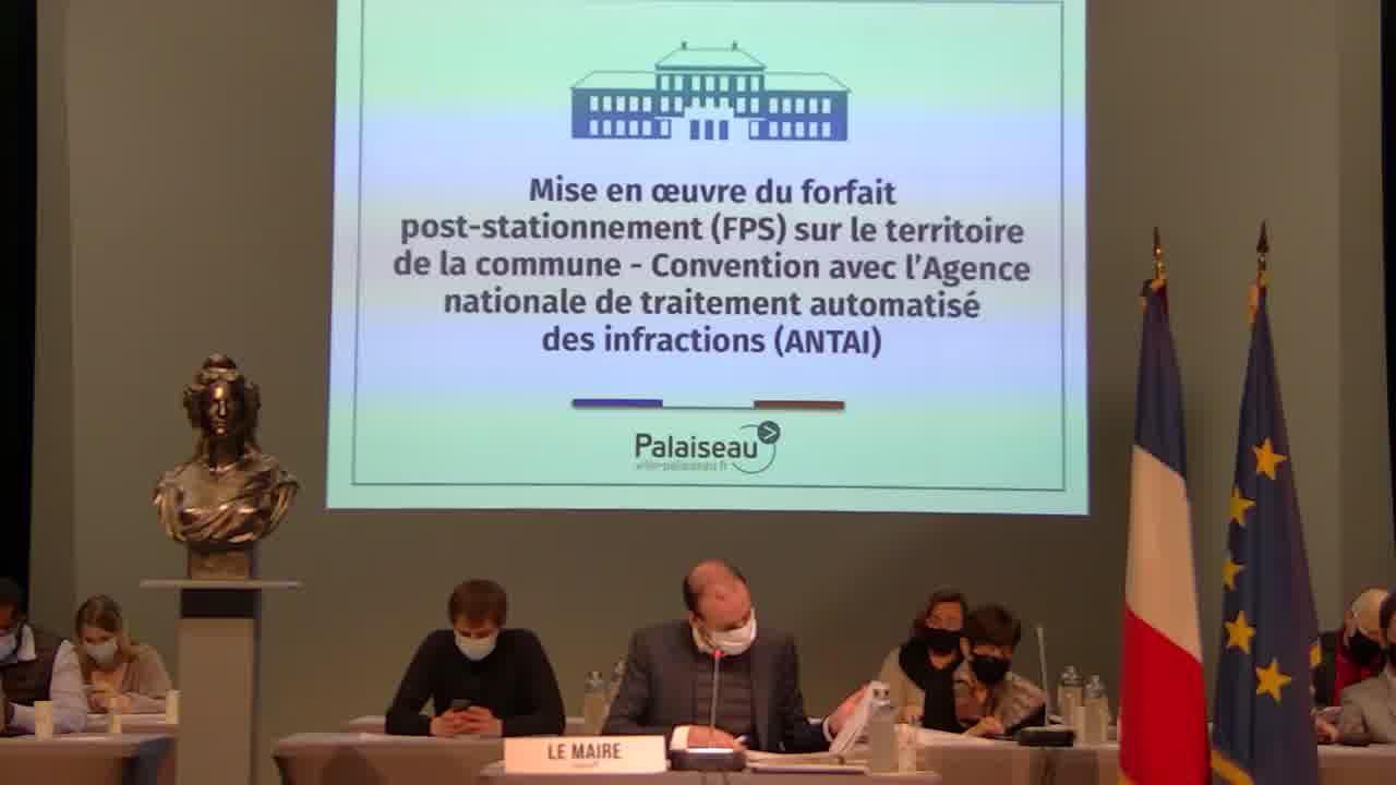 Motion contre le projet de Plan de Prévention du Bruit dans l'Environnement de l'Aérodrome de Paris-Orly
