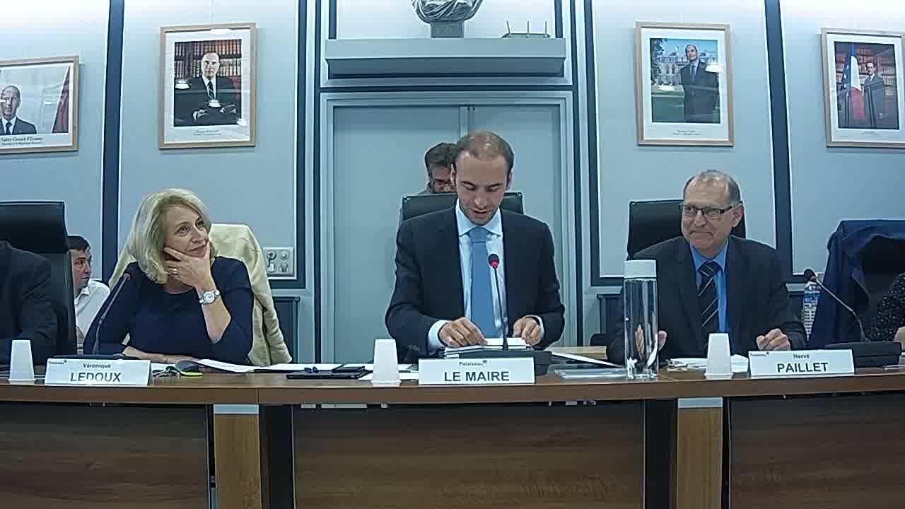 Information sur la délégation donnée au Maire dans le cadre de l'article L.2122-22 du code général des collectivités territoriales
