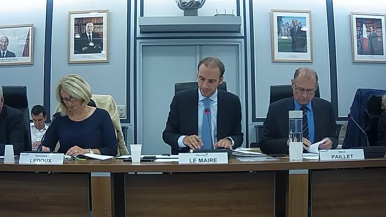 Demande de garantie d'emprunt de la part du groupe Logement Francilien pour des travaux de rénovation sur la Résidence 'Le Cèdre' à Palaiseau