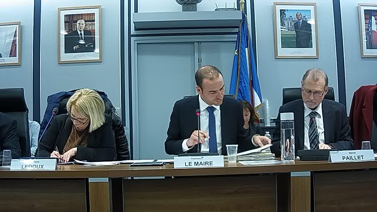 Convention d'intervention foncière de la veille thématique entre la Ville de Palaiseau et l'Etablissement Public Foncier d'Ile-de-France – Avenant n°7
