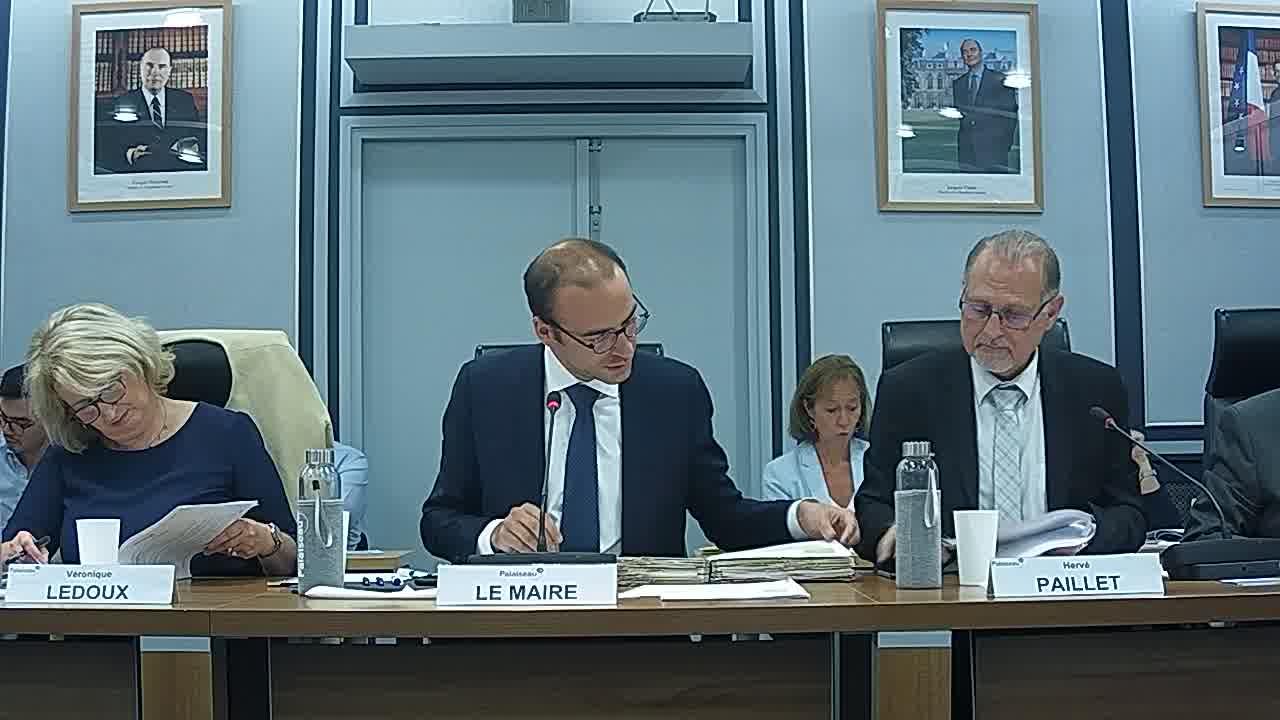 Contrat régional territorial - Autorisation de déposer un dossier en vue de la conclusion d'un avenant au contrat régional