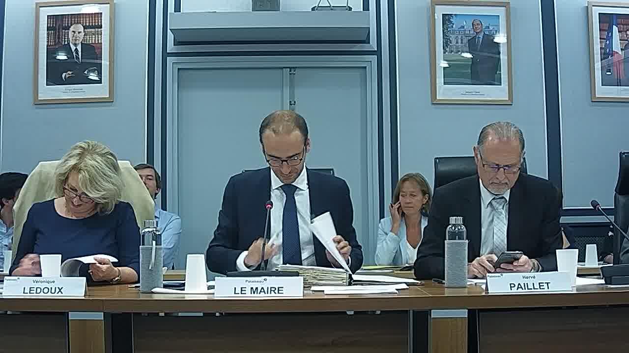 Information sur la délégation donnée au Maire dans le cadre de l'article L.2122-22 du code général des collectivités territoriales (décisions n°2019-06-78 à 2019-08-132)