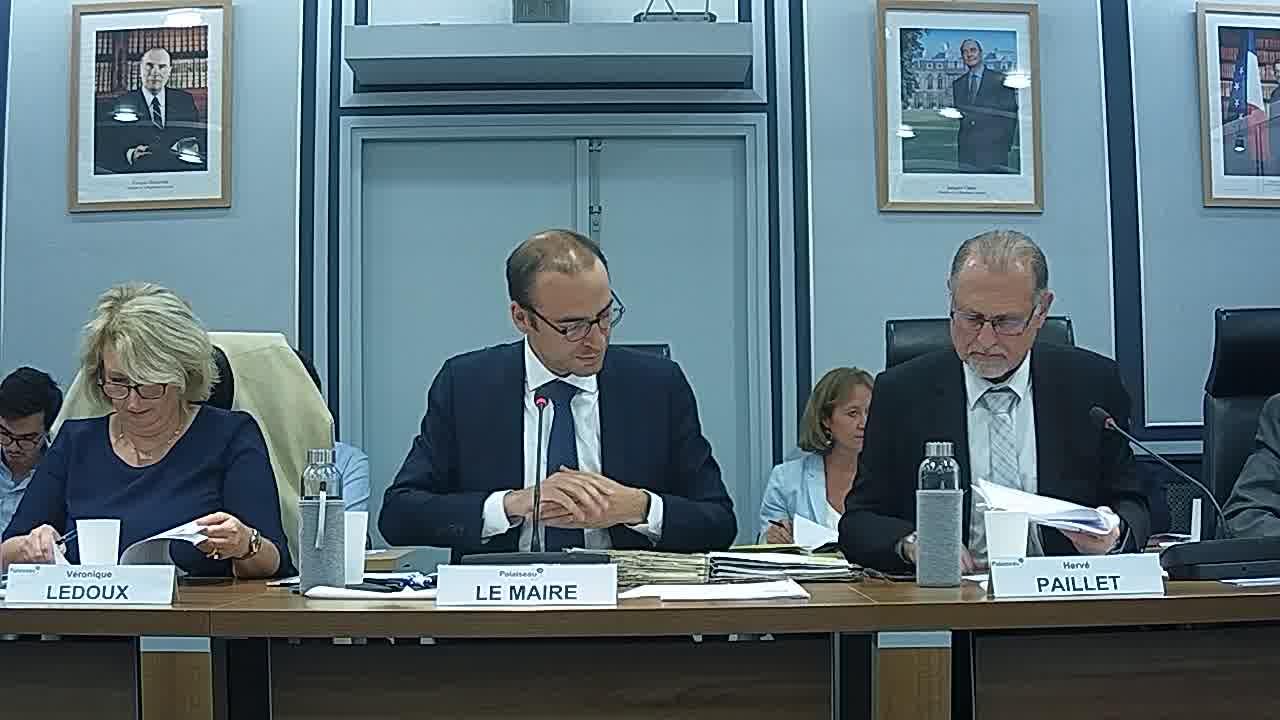 Budget Marchés forains 2019 - Décision modificative n°1