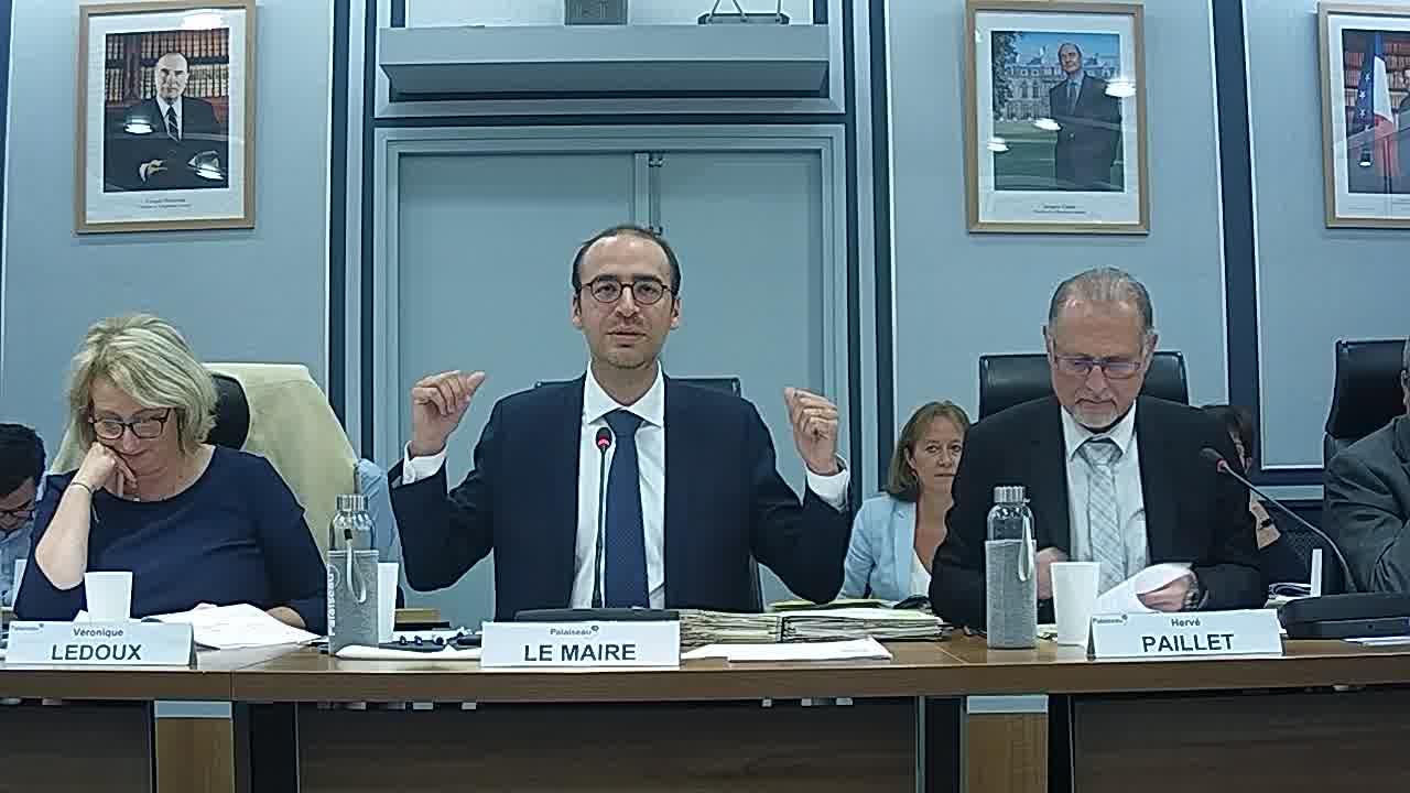 Demande de subvention pour la construction de deux terrains de Padel