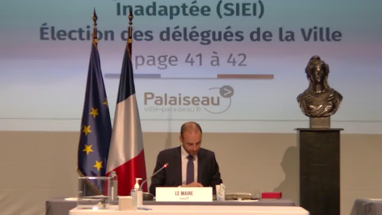 Représentation dans les associations locales et établissements publics - Foyer des Sportifs Jacques Anquetil - Désignation de représentants au sein du Conseil d'Administration