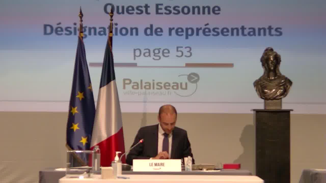 Représentation dans les associations locales et établissements publics - Société du Grand Paris (SGP) - Désignation de représentants