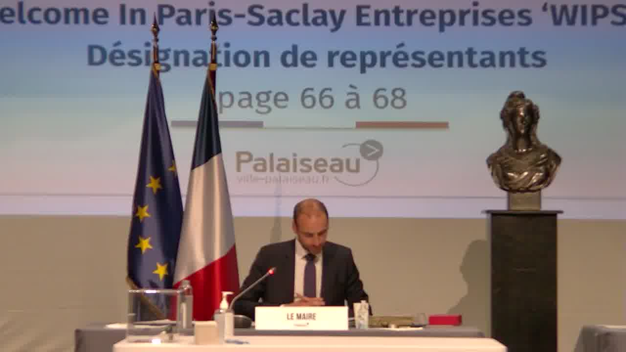 Représentation au sein des organismes extérieurs - Société publique locale Nord-Essonne - Désignation de représentants