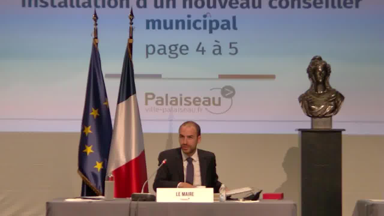 Règlement intérieur du conseil municipal - Création d'un comité de concertation