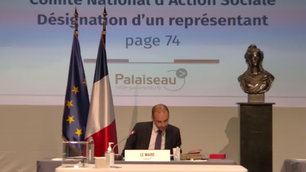 Commissions extérieures - Commission de suivi de l'usine d'incinération d'ordures ménagères de Villejust - Désignation de représentants