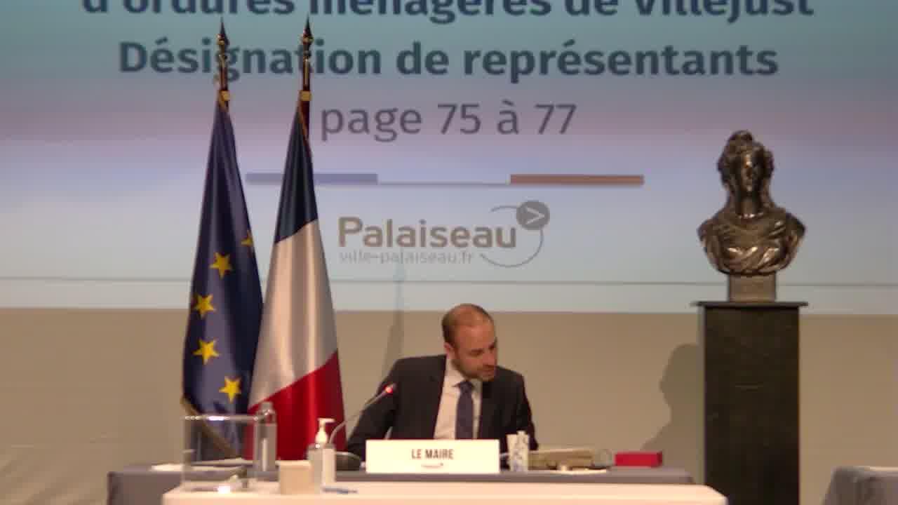 Commissions extérieures - Commission de suivi des installations de traitement de déchets implantées à Massy - Désignation de représentants