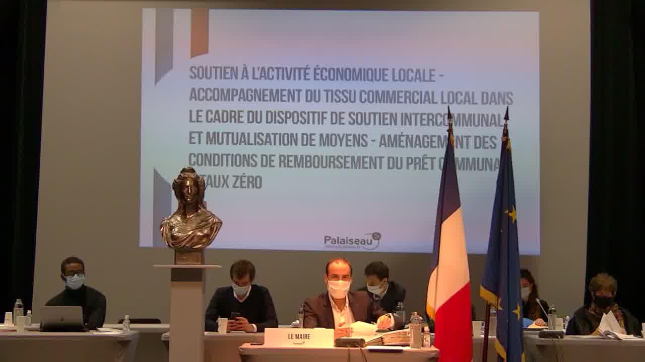 Information sur la délégation donnée au Maire dans le cadre de l'article L.2122-22 du code général des collectivités territoriales (décisions n°2020-08-81 et n°2020-08-93 à 2020-10-137)