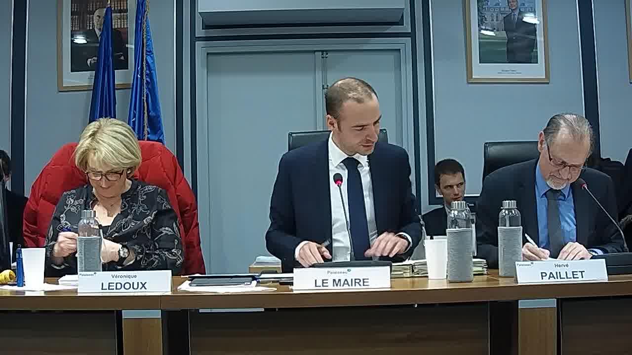 Participation pour le Financement de l'Assainissement Collectif (PFAC) – Bassin de la Bièvre – Tarifs 2019