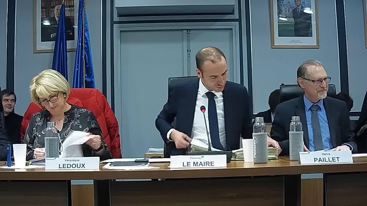 Projet de démonstrateur Smart City - Protocole d'accord entre la Ville de Palaiseau, la Communauté Paris-Saclay, la SEM Paris Saclay Aménagement et EDF