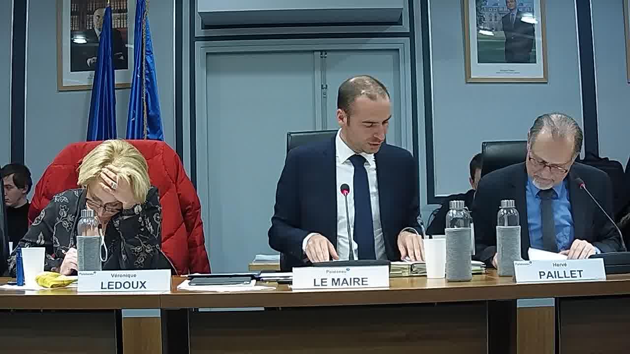 Budget Assainissement – Débat d'orientation budgétaire 2019