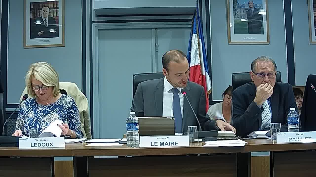 Garantie d'emprunt - Société OSICA - Travaux de réhabilitation de 188 logements résidence du Clos du Pileu à Palaiseau