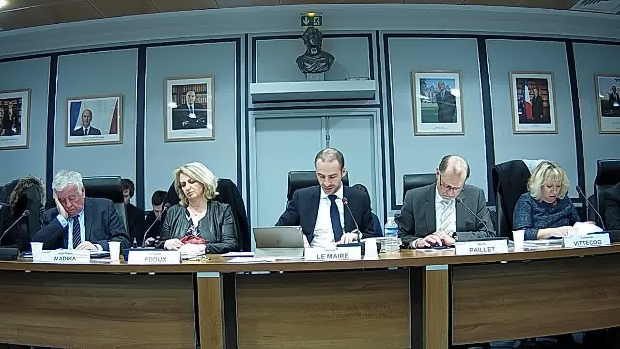 Théâtre de la Passerelle - Restitution de compétence - Convention de reprise de dette