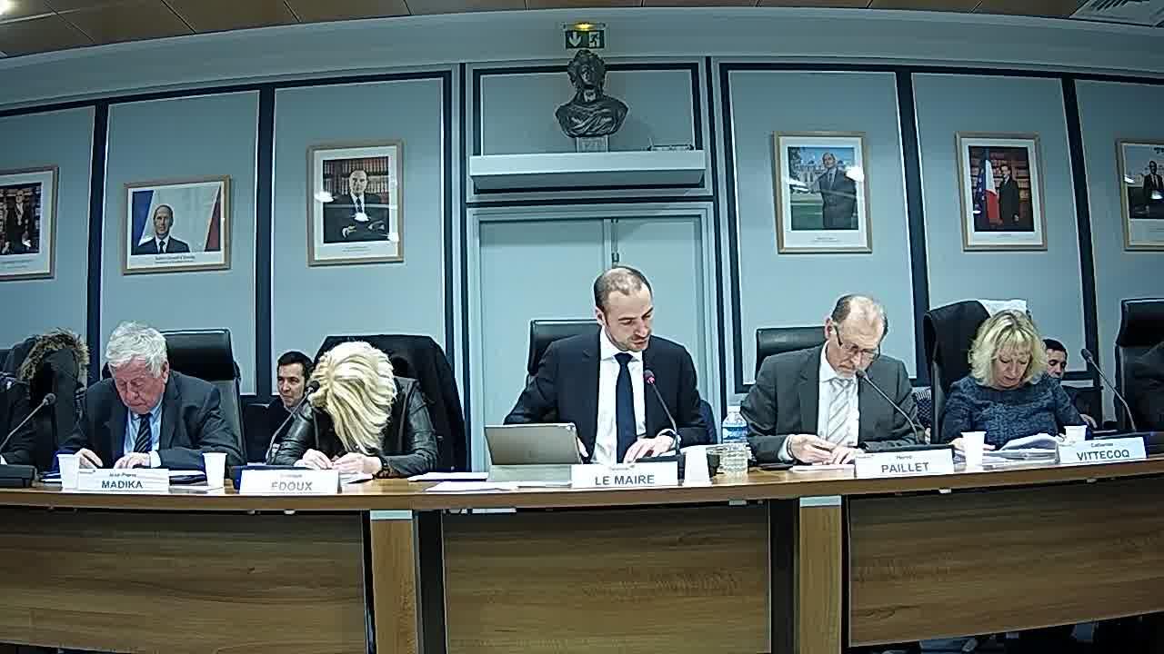 Motion pour l'OPIEVOY présentée par le groupe des élues communistes à Mesdames et Messieurs les conseillers au conseil municipal de Palaiseau du 19 mars 2018