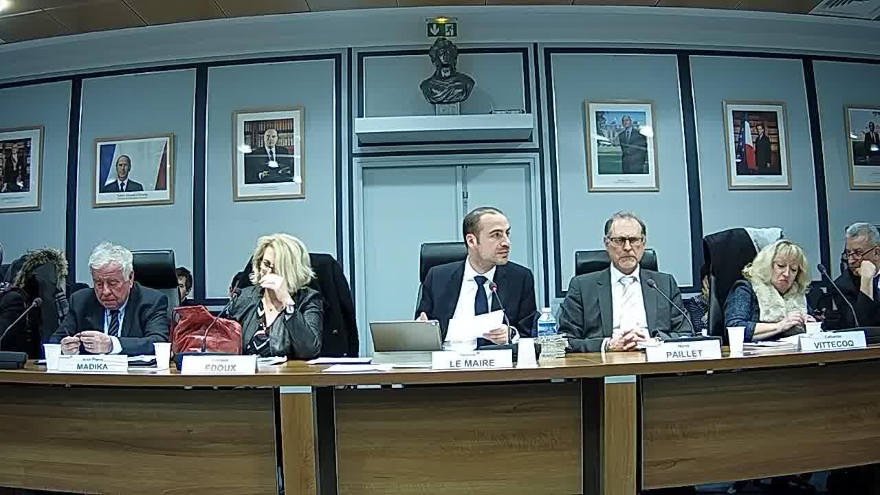 Motion pour l'OPIEVOY présentée par le groupe des élues communistes - Suite / Question du groupe Palaiseau Terre Citoyenne - Transport Scolaire