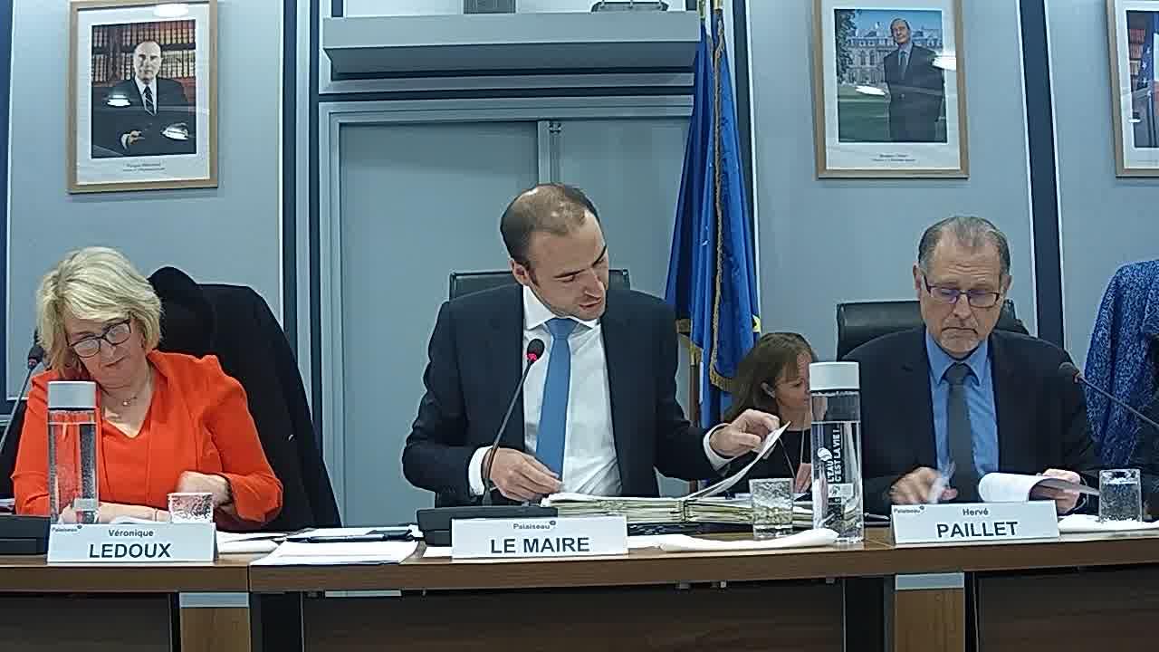 Commission Locale d'Evaluation des Transferts de Charges (CLETC) de la Communauté Paris-Saclay - Rapport du 15 novembre 2018