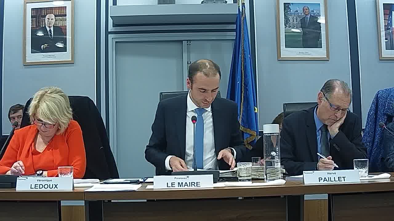 Protocole relatif à la mise en œuvre opérationnelle de la ZAC du quartier de l'Ecole Polytechnique - Avenant avec l'Etablissement Public d'Aménagement Paris Saclay et la Préfecture de Région