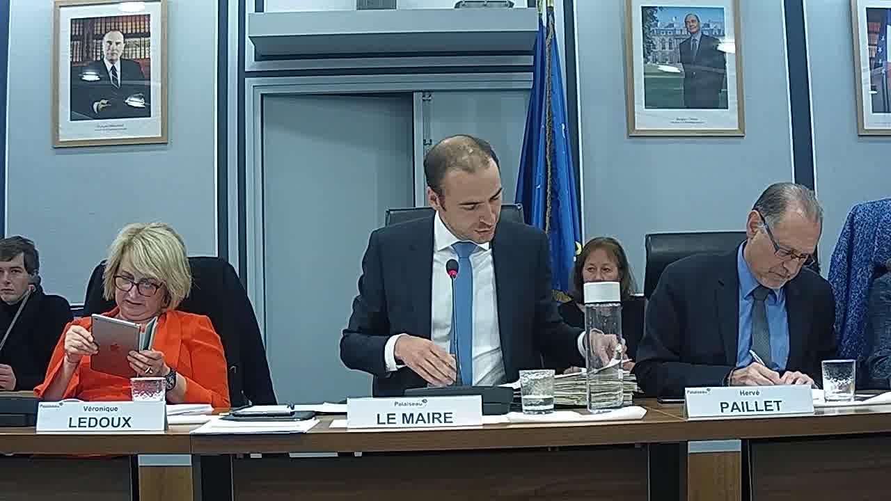 Convention bipartite entre la ville et l'EPFIF - autorisation donnée au Maire de signer la nouvelle convention valant avenant de la convention de 2007