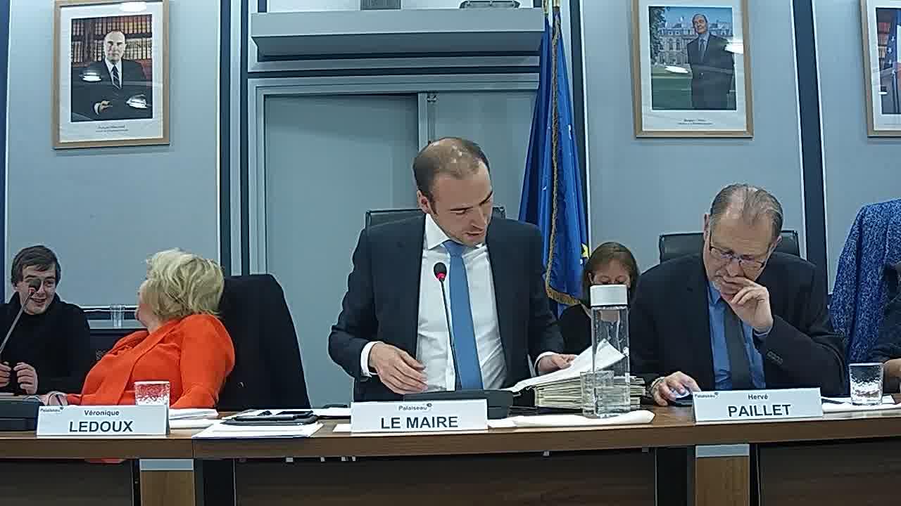 Rapports annuels présentés à l'assemblée délibérante en application des articles L. 1411-3 et L. 2224-5 du Code général des collectivités territoriales – Exercice 2017 / Vœu de soutien à l'appel pour un Pacte Finance Climat Européen