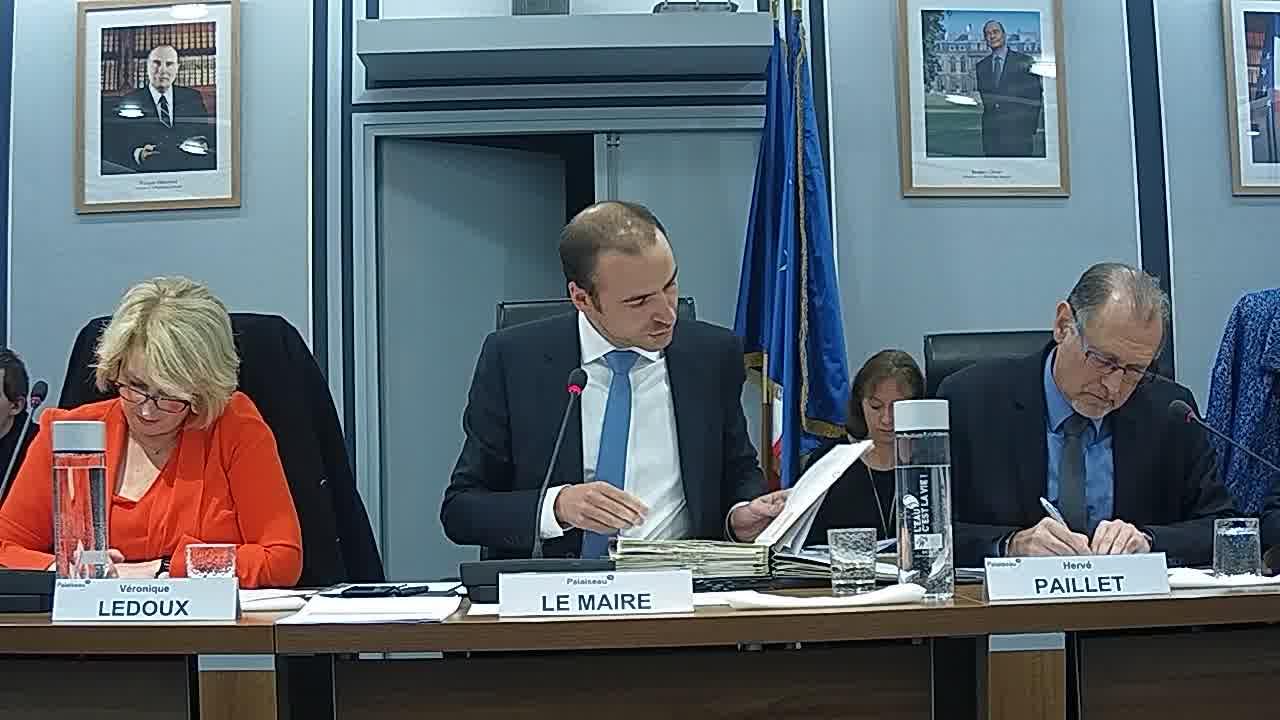 Budget Assainissement - Autorisation de dépenser en investissement avant le vote du budget 2019
