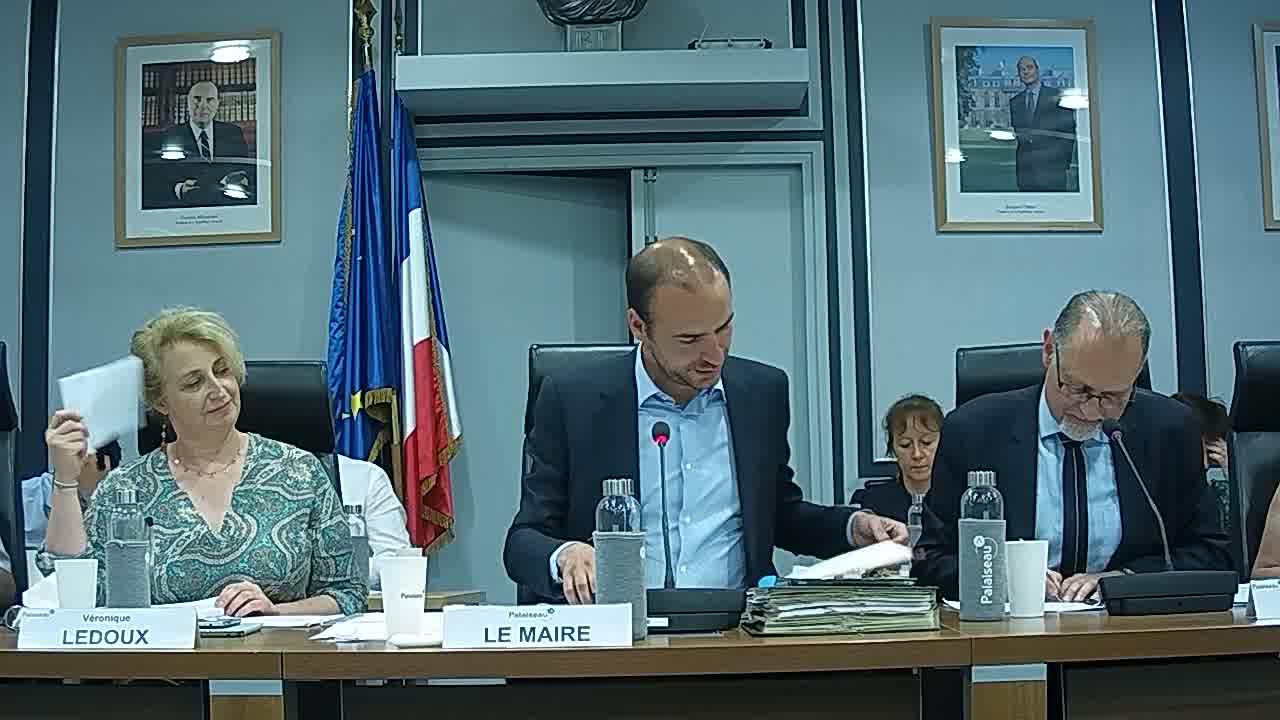 Budgets Ville, Assainissement, Cinéma et Marchés Forains - Examen des comptes de gestion 2018 de Mme la Trésorière principale