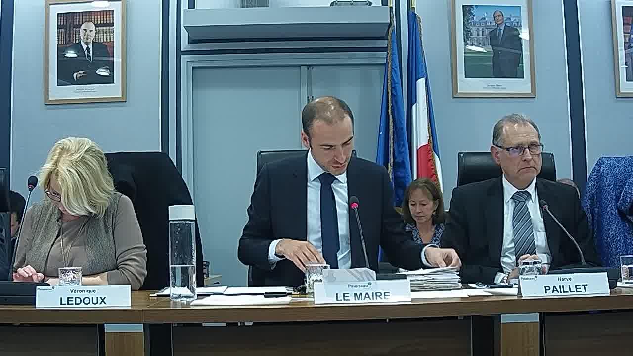 Délibération tendant à l'organisation par l'EPAS d'une réunion publique complémentaire dans le cadre de la procédure de modification du dossier de création de la ZAC