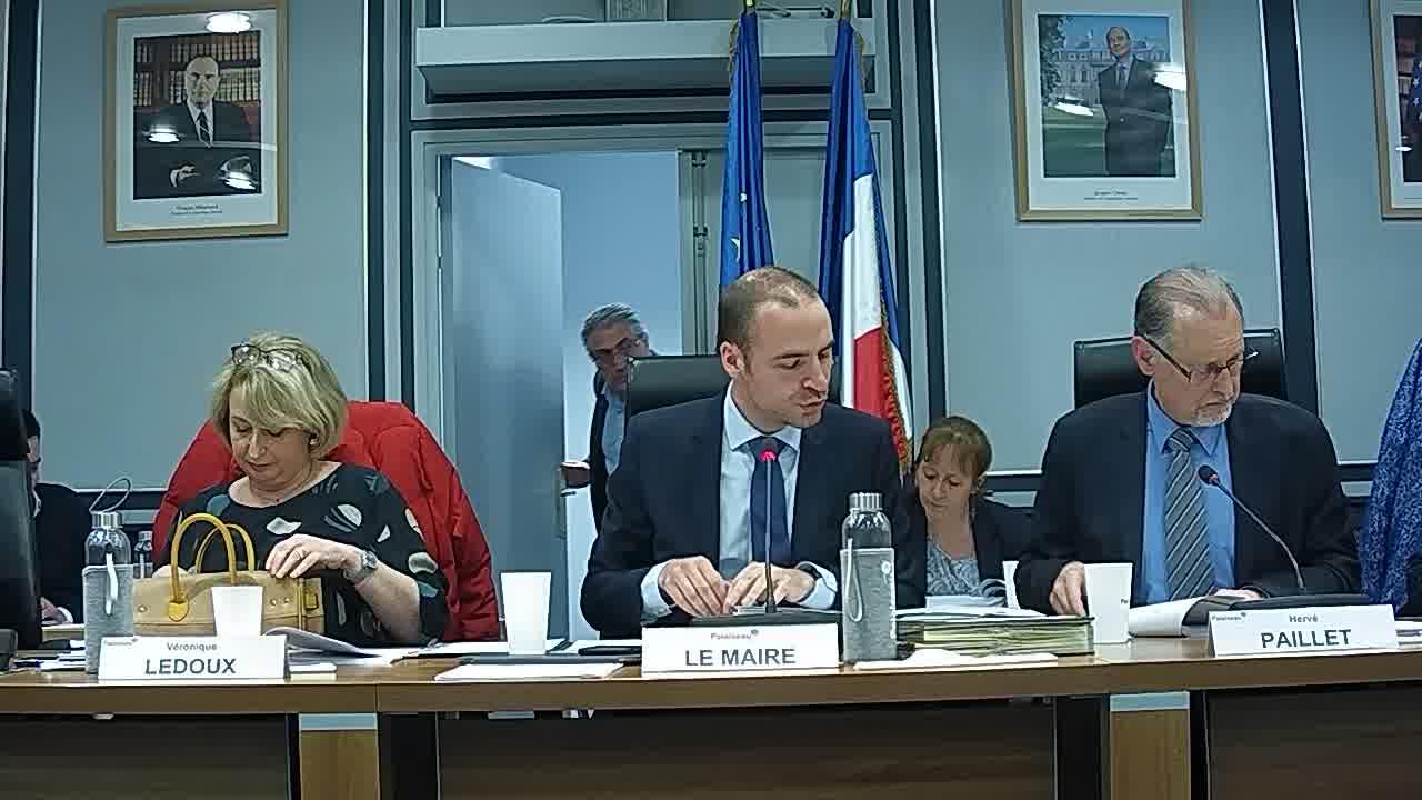 Reprise anticipée du résultat 2018 - Budget Assainissement