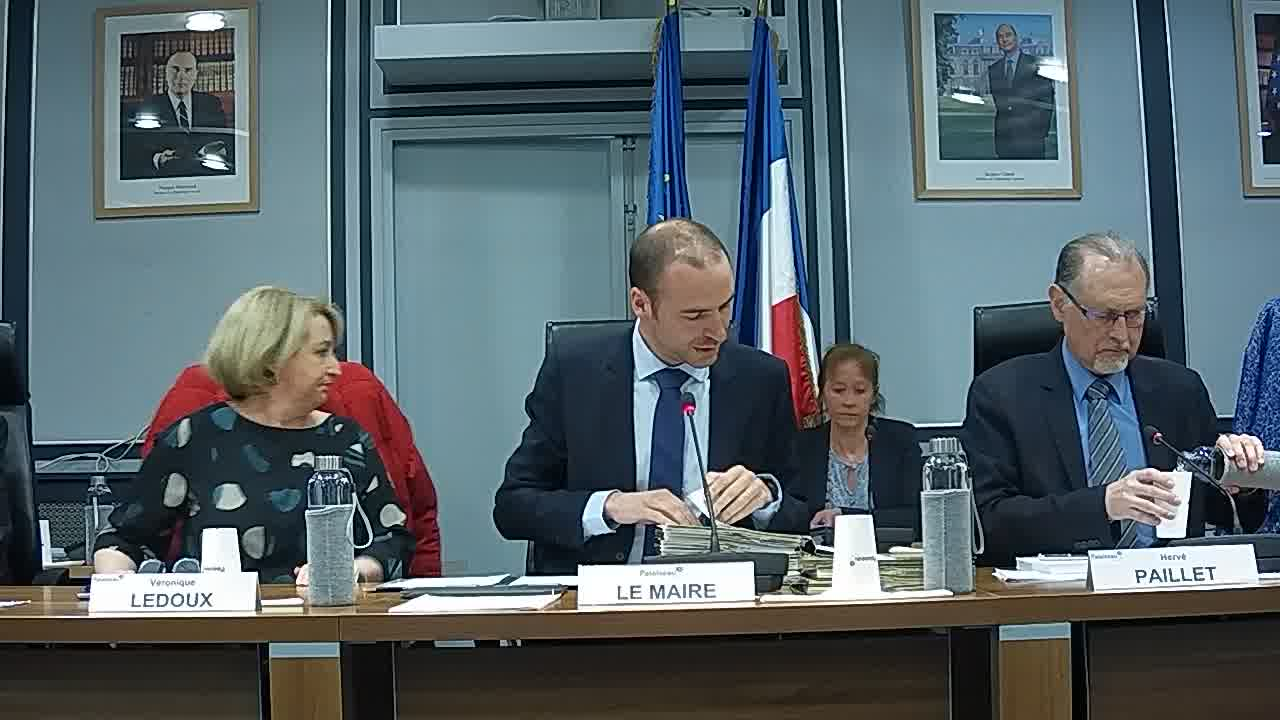 Information sur la délégation donnée au Maire dans le cadre de l'article L.2122-22 du code général des collectivités territoriales (décisions n°2019-01-12 à 2019-02-29)