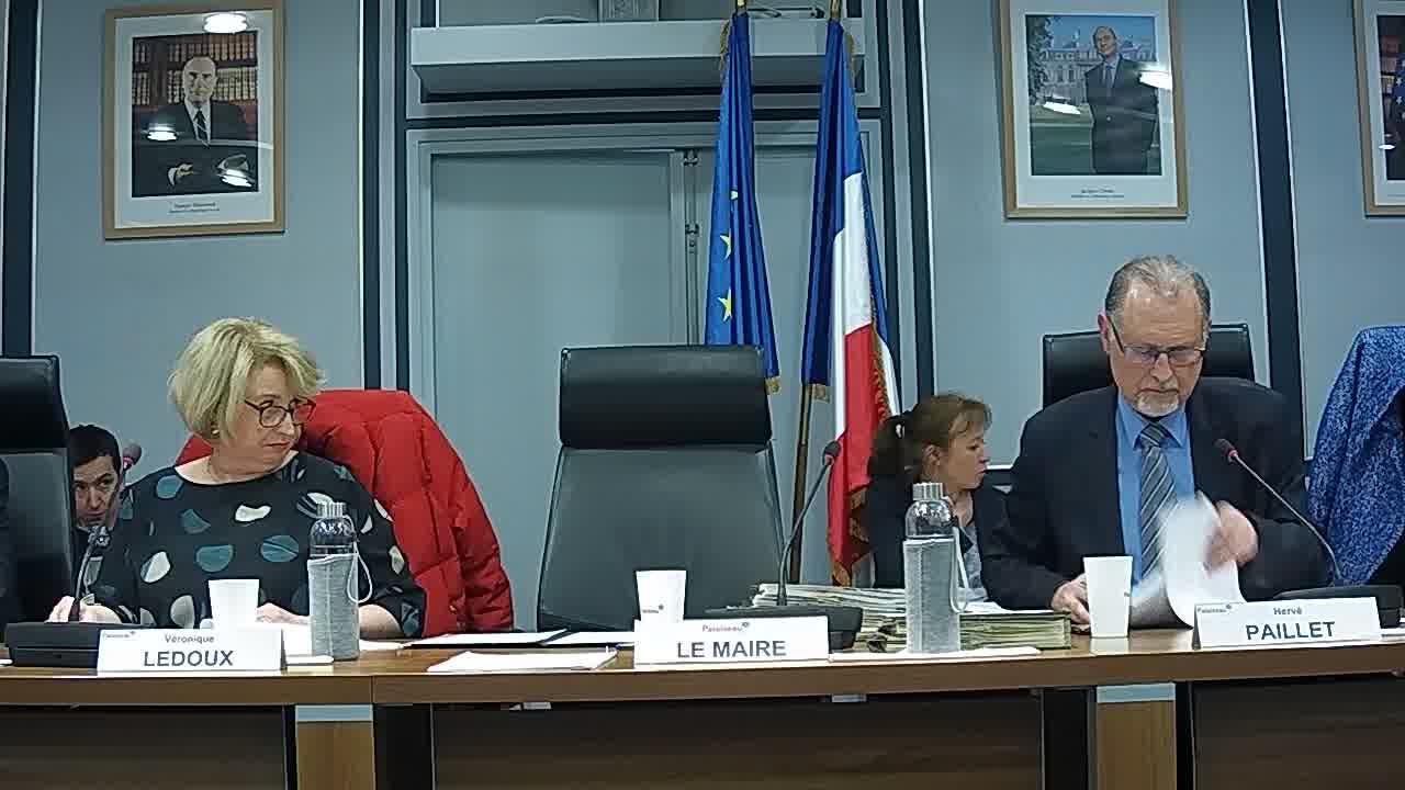 Vote des taux d'imposition communaux - Année 2019 / Budget primitif 2019 – Ville
