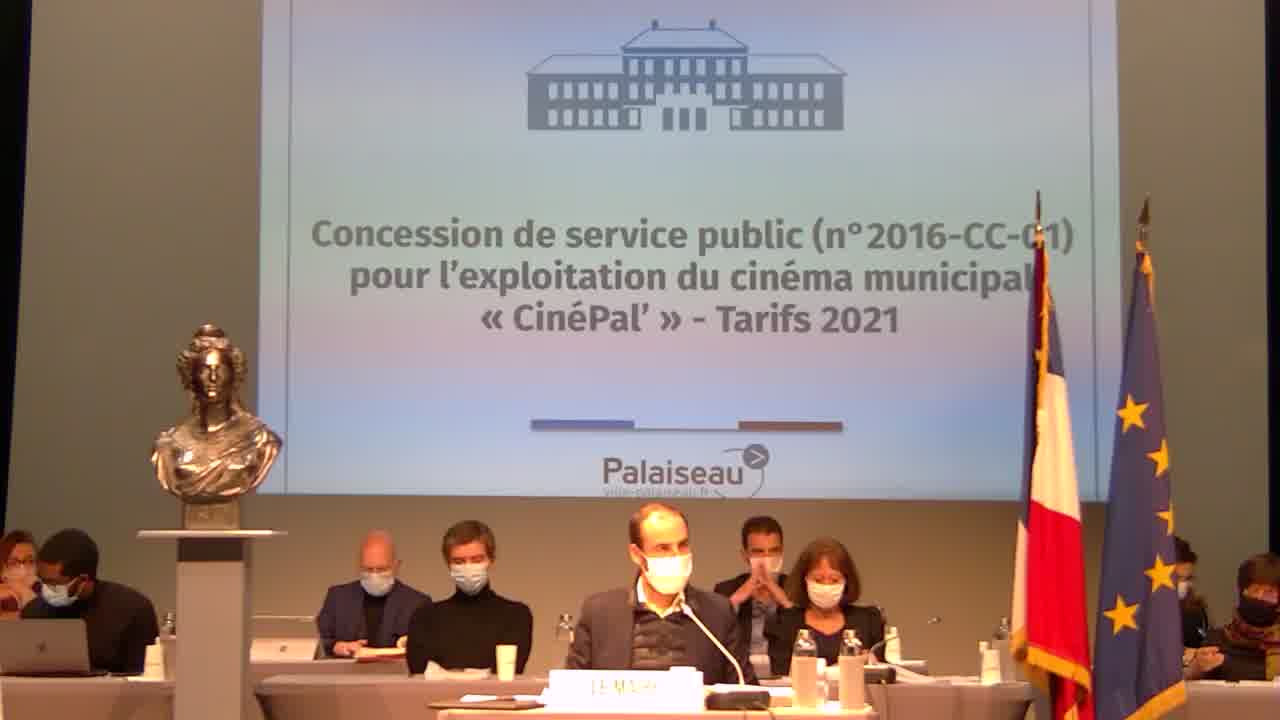 Expérimentation du télétravail à Palaiseau